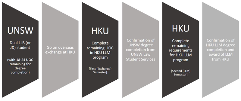 UNSW HKU Pathway